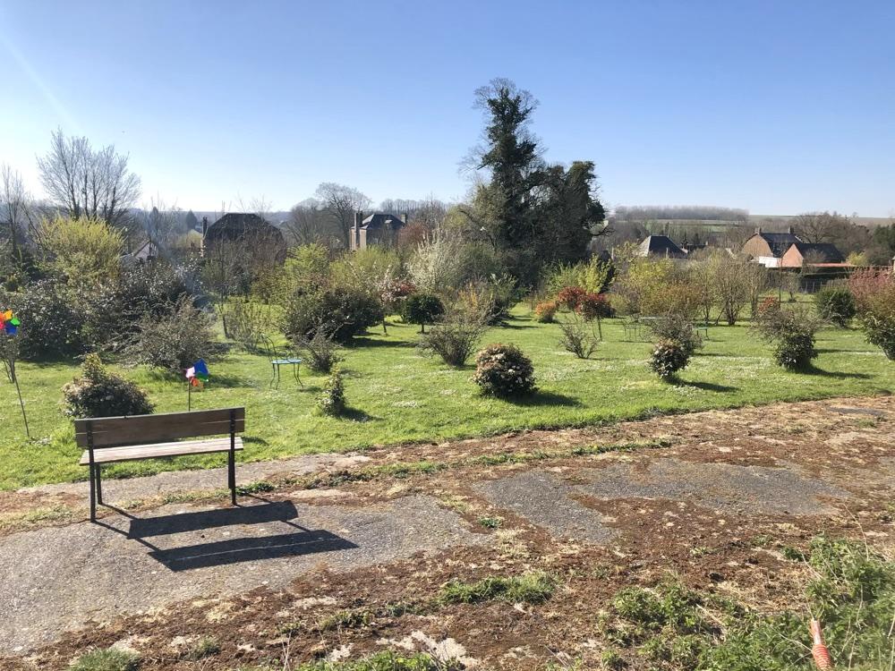 Jardin Avril 2020