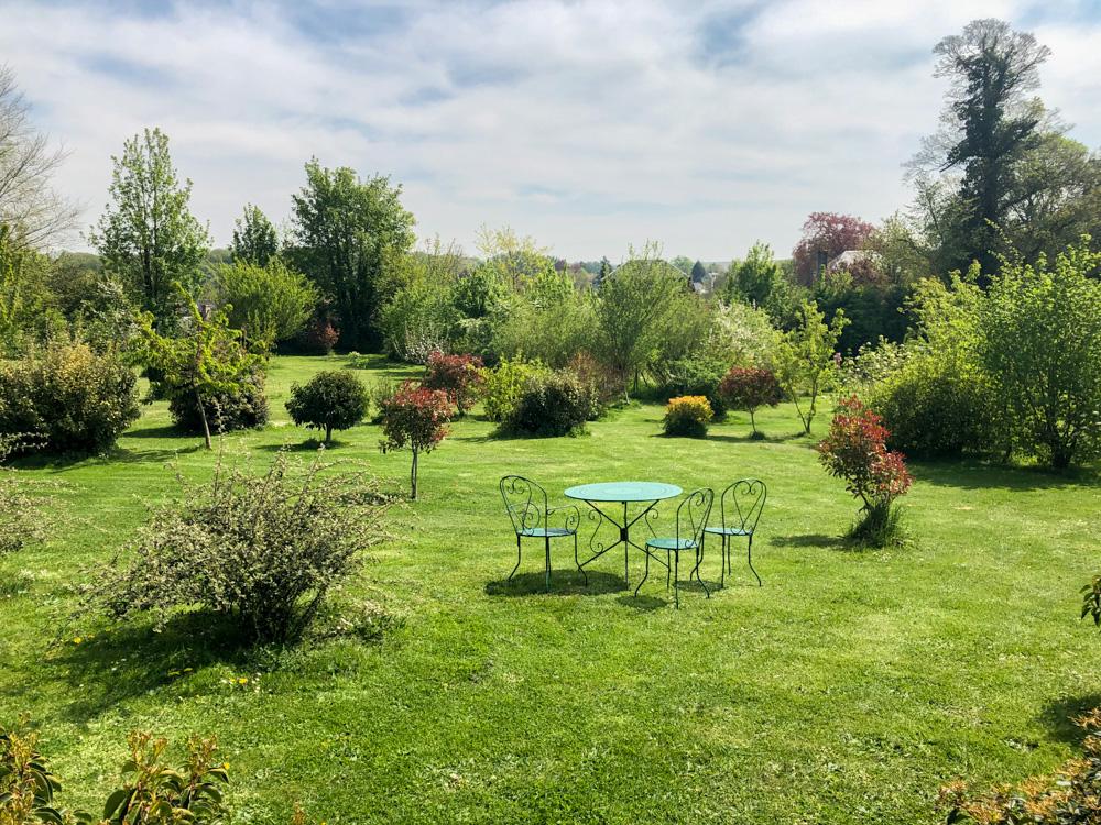 Relax in the garden